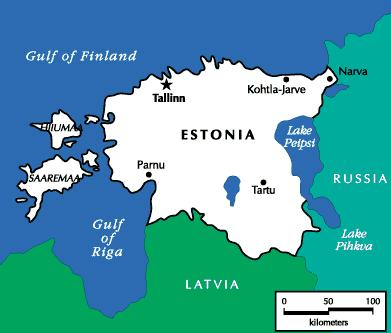 Explore Tartu Estonia Map Todays Homepage